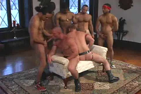 The Show (gang bang Scene)