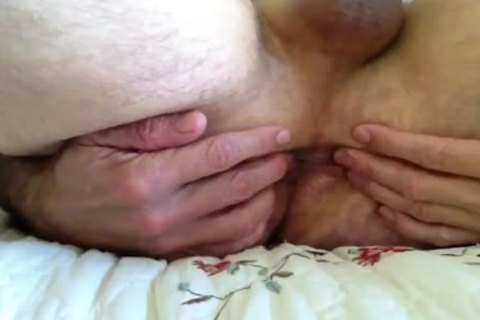 unshaved muscular Jerking