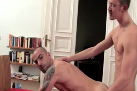 Joris Luger Is With Kriss For A good Sodomy