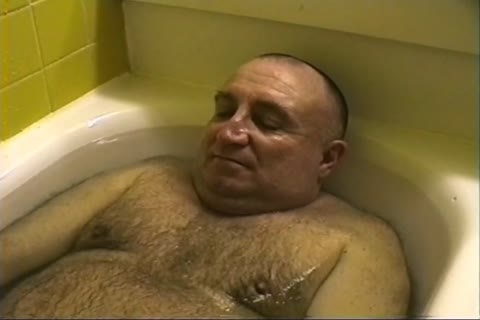 grandad jerk off In Hotel Room