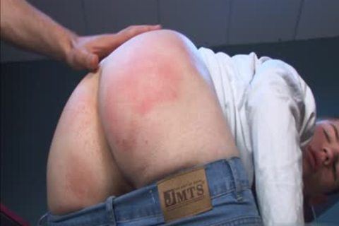 pretty twinks spanking And cream flow