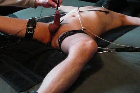 Electric Sound And anal dildo -