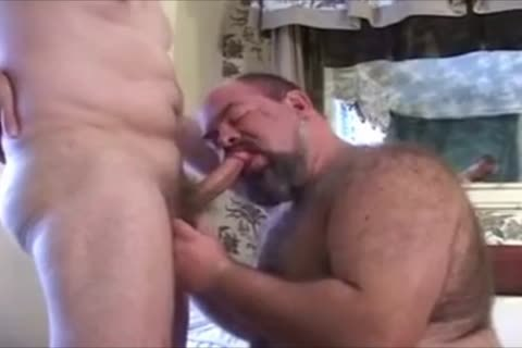 large hairy Chub Bear And Daddy Have Some enjoyment.