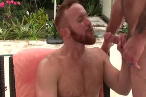 slutty hirsute dad bonks Ginger Sun - love juice love juice love juice