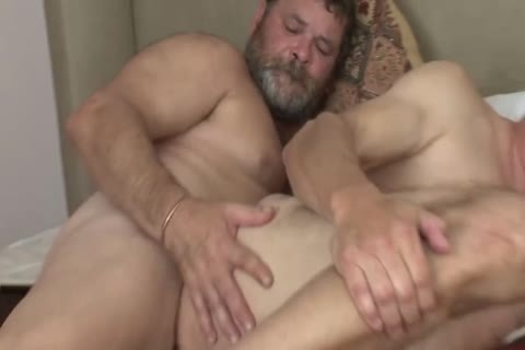 drilling An old daddy bare