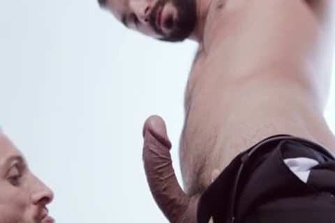 Muscle gay butthole sex And Facial