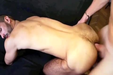 large 10-Pounder Daddy & hairy anal Fucker