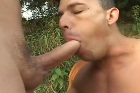 matureer mans And young men - Scene 4
