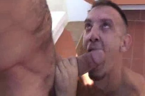 daddy guy With throbbing ramrod