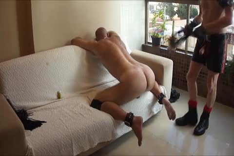 bondman FELIPE , Discoveqring How delicious It Is To Be Spanked