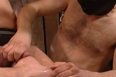Ready To Spy Upon Ropes And Sex - Scene 4 - All Male Studio