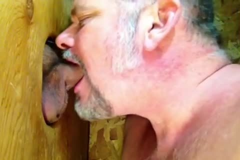 It Has Been A couple, Maybe Three Years Since This sexy boyz Has Graced My face hole With His giant ramrod! I Was Surprised To Hear From Him In Fact! It Sure didn't Stop Me From Downing His dick And Draining his semen!