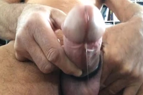 Very wild Play With My Precum And The dildos! I Hope you have a fun Thes Vid And I Like The Comments And The Vote