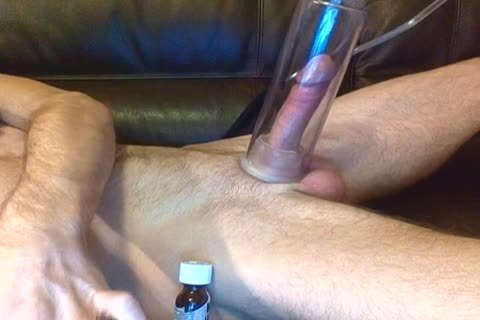 Popper Training With 10-Pounder Pump. Failed To Reach End Of Trainer Vid.