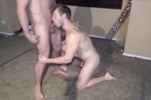 2 Muscle men naked Wrestling.The  Loser One Gives A suck job. sperm Facial 1st Time On cam.