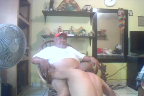 Daddy And His whore-17