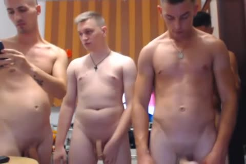 4 beautiful Romanian boyz, Hard cocks & beautiful poopers