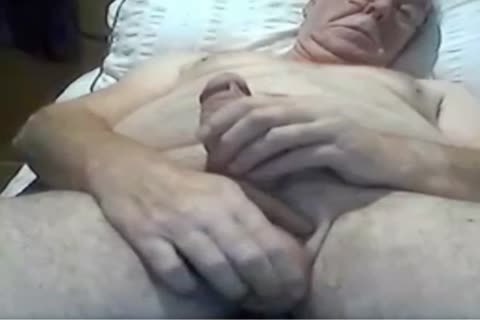 grand-dad wank And Play On cam