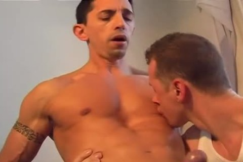 A worthwhile innocent str8 boy Serviced His large 10-Pounder By A boy In Spite Of Him!