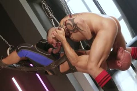 Muscle gay Fetish With ball sperm flow - BoyFriendTVcom