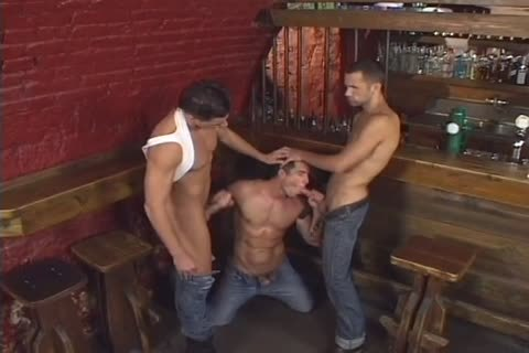 Uncut shlong Sex Club Scene 1
