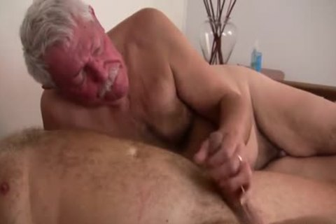old older males plowing
