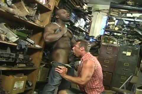 Marco Paris And Marc Williams (Nailed)