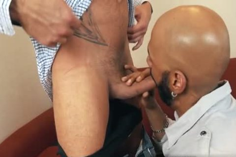 Muscle gay anal job With cream flow