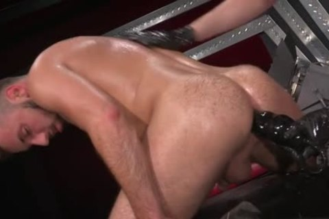 wild homosexual Fetish And spunk flow