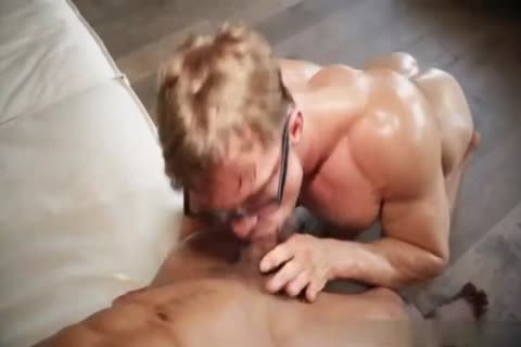 large Uncut cock And Nerd