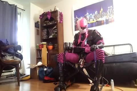 Sissy Chair fastened
