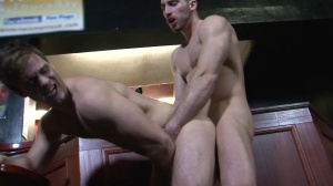 Cruising video 4 - Gabriel Clark and Leo Domenico anal Love