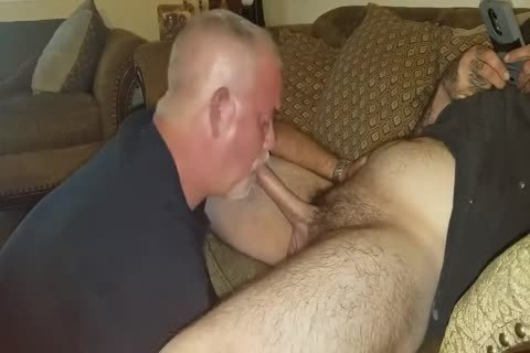 Daddy Serviced