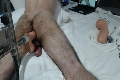 13+ CREAMY pooper ORGASMS+ large SHOOTING LOAD WITH pound MACHINE