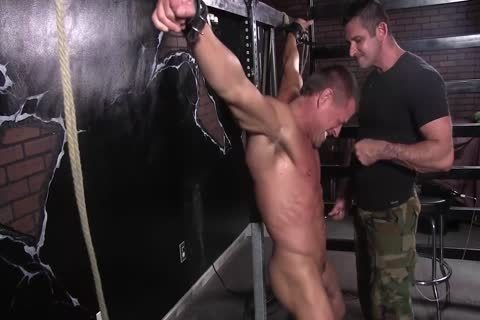 Interrogation Tormented Military Spy