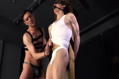 innocent twink Captured By Hung taskmaster - DreamBoyBondage.com