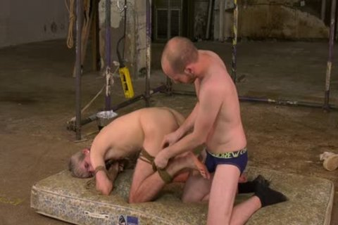 large Dicked dominant Ties Up twink previous to plowing Him In wazoo
