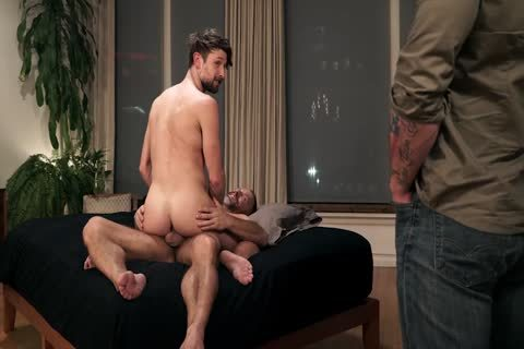 three-Some With Drew Dixon, Dirk Caber & Sergeant Miles