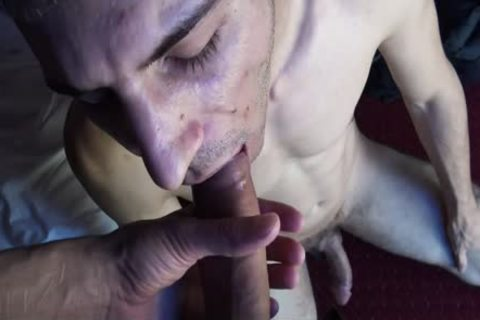 Uncut Latino bonks A Straight lad's Virgin anal