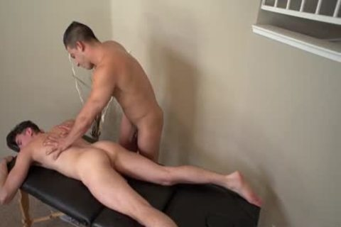 filthy homosexual oral With Massage